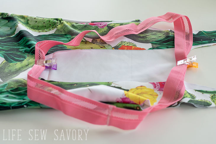 fold over elastic sewing tutorial