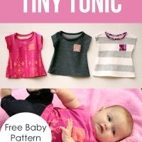 DIY Tiny Tunics