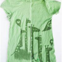 DIY T-Shirt Romper + FREE PATTERN