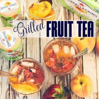 Grilled Fruit Tea Recipe
