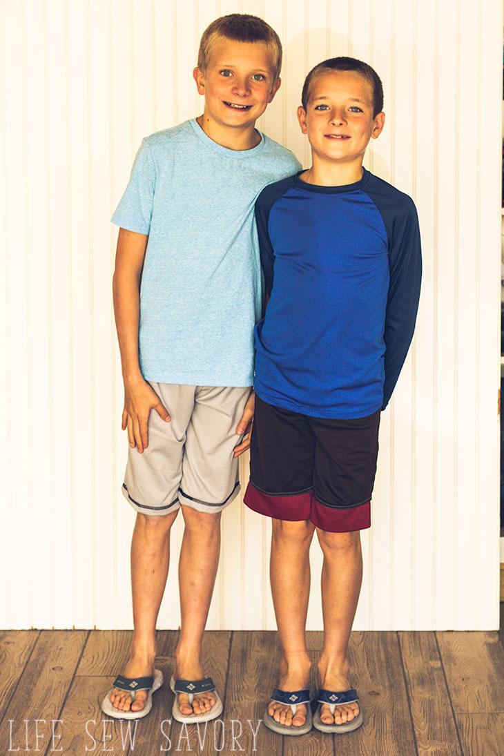 Boys shorts pattern free pdf pattern