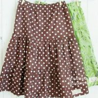 FREE #194 Girls Tiered Skirts PDF Patter