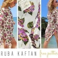 Free Aruba Kaftan