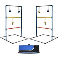 Maggift Ladder Toss Game Set