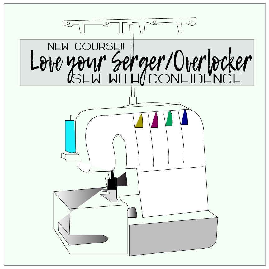 serger basics course