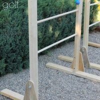 DIY Ladder Golf Game » Dragonfly Designs