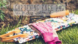 Gardening Knee Pad Tutorial