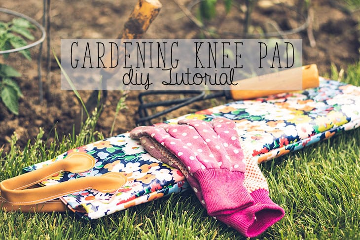 Gardening Knee Pad Tutorial