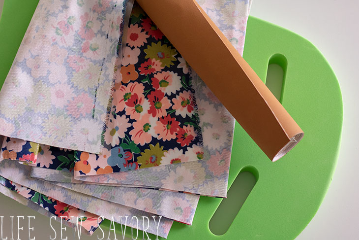 Garden knee mat