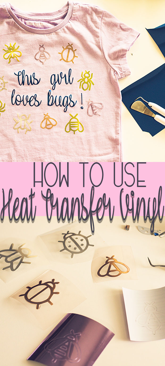 how to apply heat transfer vinyl tips and tutorial plus free svg file craft tutorial from Life Sew Savory