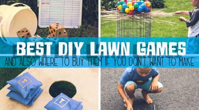 best lawn games tutorials and ideas