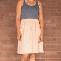tank dress sewing pattern