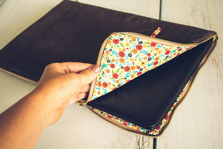 padded laptop case