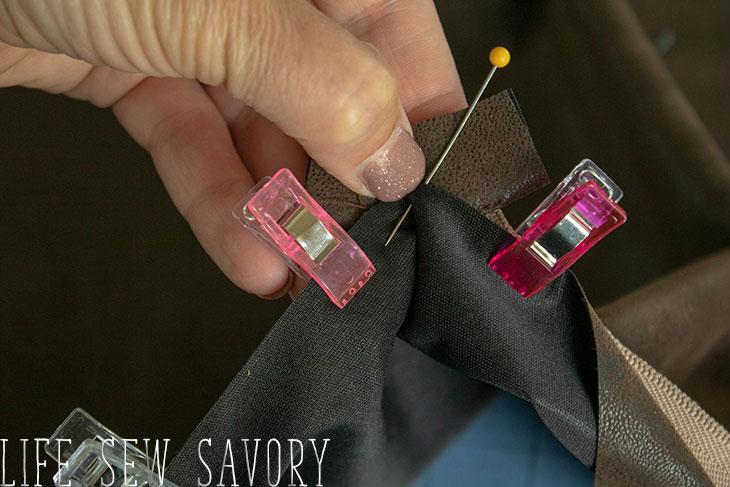 Padded Laptop sleeve sewing tutorial