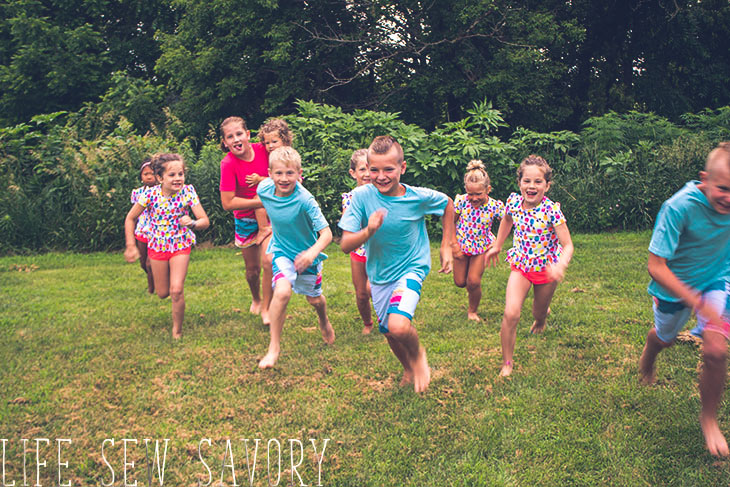 sewing swimsuits for kids