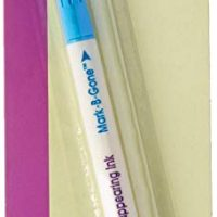 Dritz 673-60 Dual Purpose Marking Pen, Blue & Purple