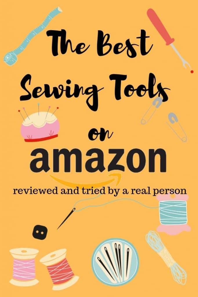 tested and tried the best sewing tools on Amazon by Life Sew Savory