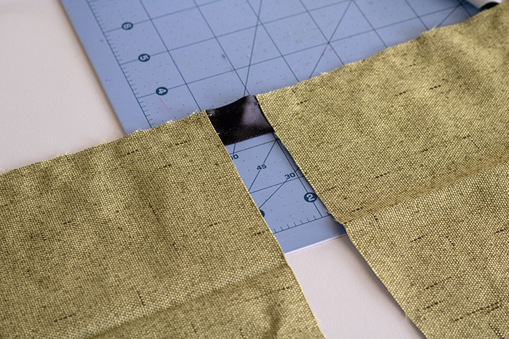 sew bunting together