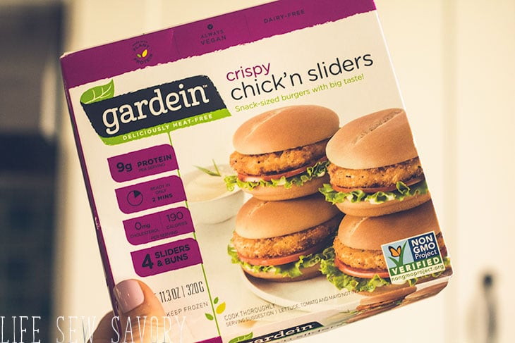 meatless sliders