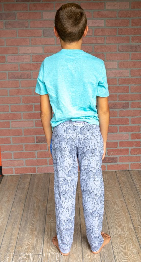 Kids Sweatpants Sewing Pattern - FREE - Life Sew Savory