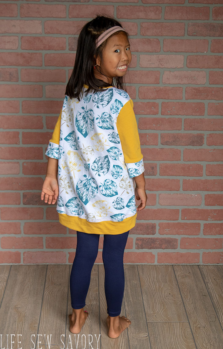 tunic free sewing pattern