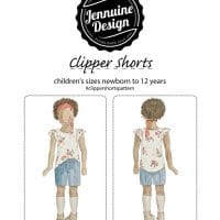 Clipper Shorts - A Jennuine Life