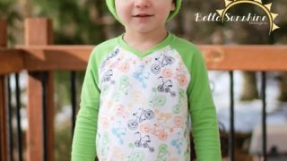 Reagan Raglan - Kids - Bella Sunshine Designs®