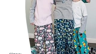 Pajama Party Pants