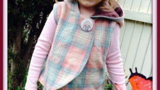Woollen Vest 12m-6years