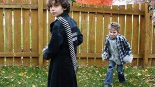 DIY Halloween Costumes | How to Make a Werewolf & Werewolf Hunter Combination Costume