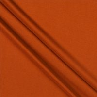 Double Brushed Poly Jersey Knit Rust