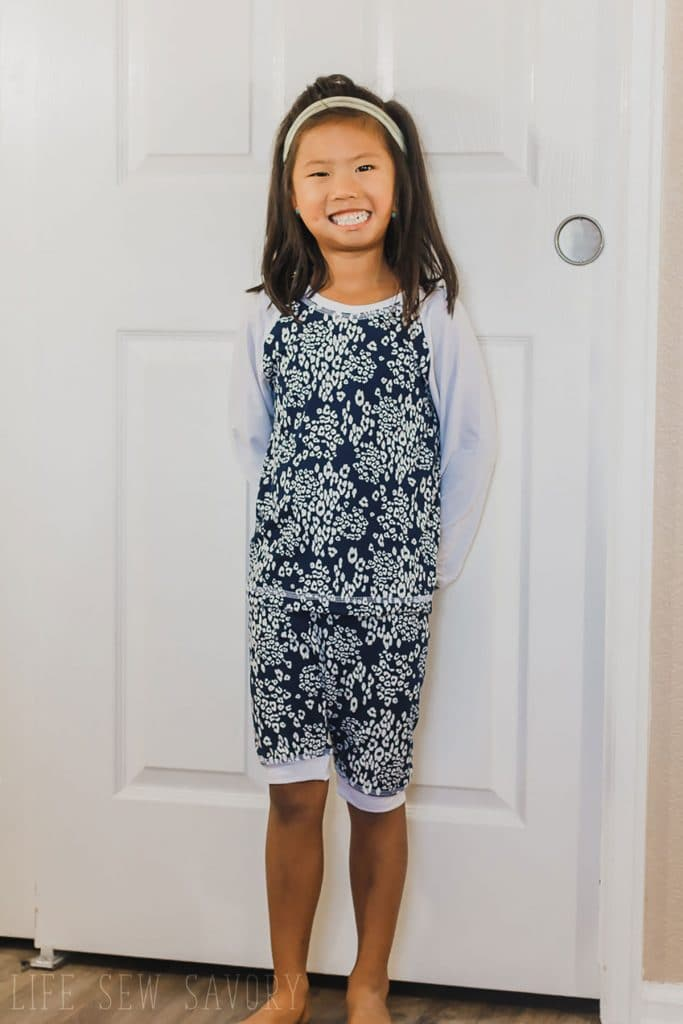 pj sewing patterns for kids
