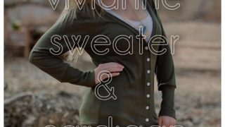 vivianne sweater and cardigan for women