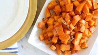 Butter Pecan Sweet Potato Recipe