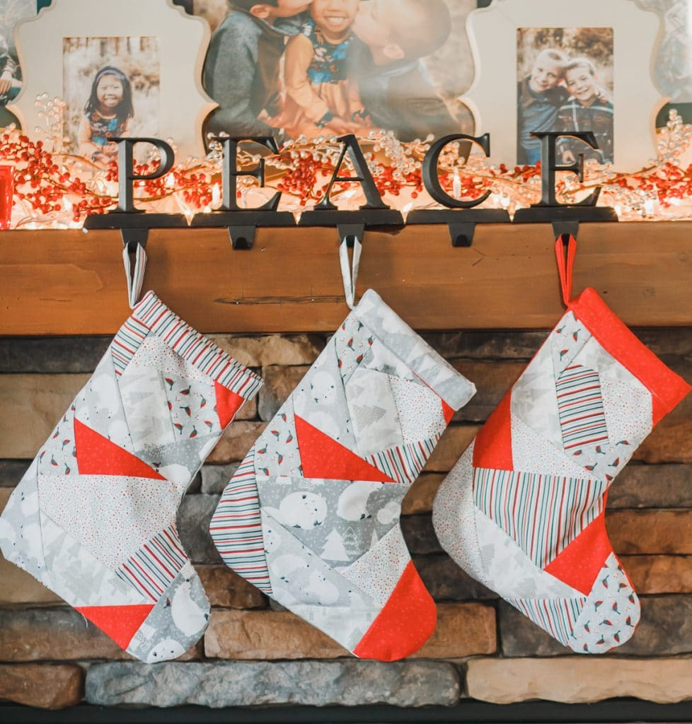final free Christmas stocking pattern photos