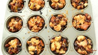 Thanksgiving Stuffing Cups | The Best Way to Serve Stuffing