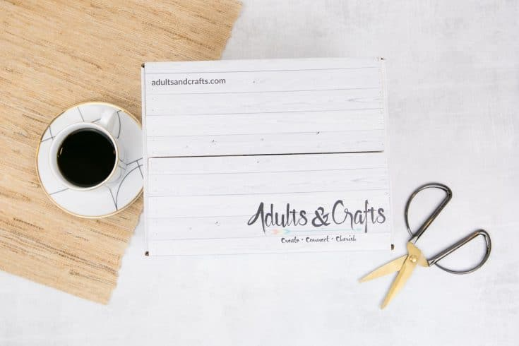 DIY Craft Kits With Materials, Tools & Instructions to your Door
