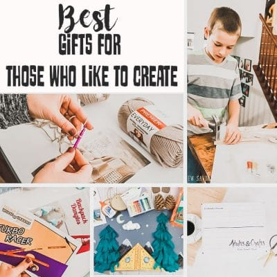 Gifts for Creative People – Kids and Adults
