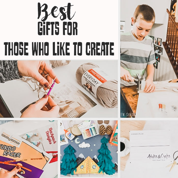 best gifts for those who like to create