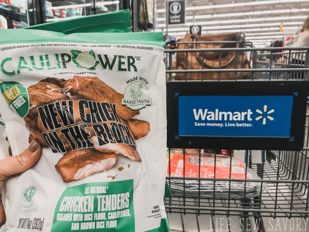 Caulipower at Walmart