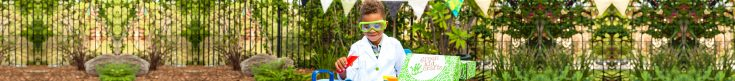 Monthly Science and Art Projects for Kids