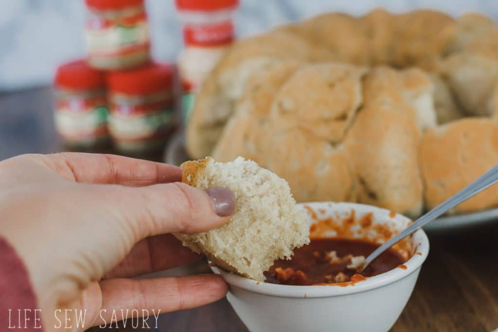 perfect bread for dipping