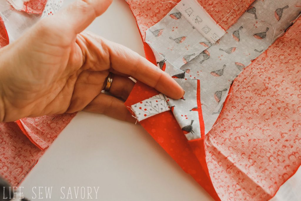 sew a tree skirt