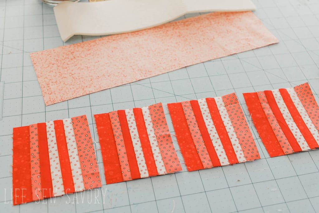 sewing tutorial for quilted candle