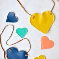 Heart Purses