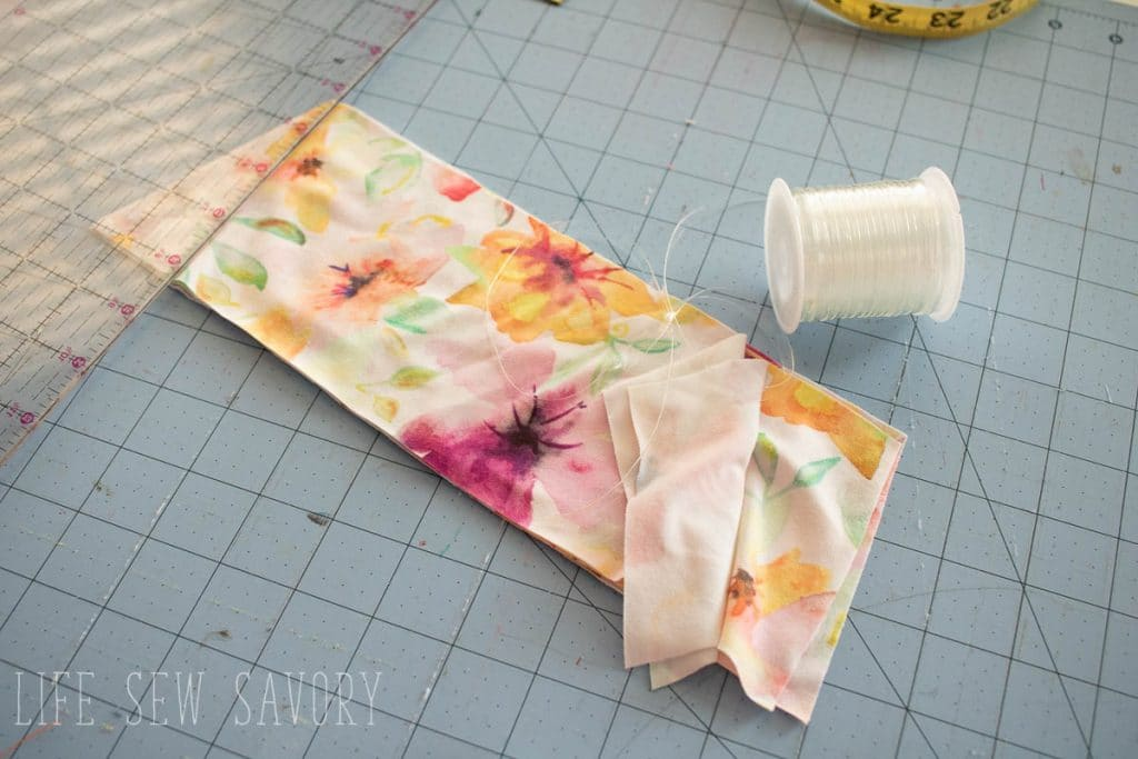 contour waistband tutorial with free pattern