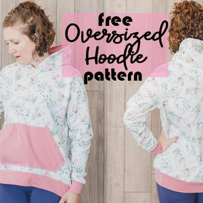 Sweatshirt Sewing Pattern – Womens hoodie