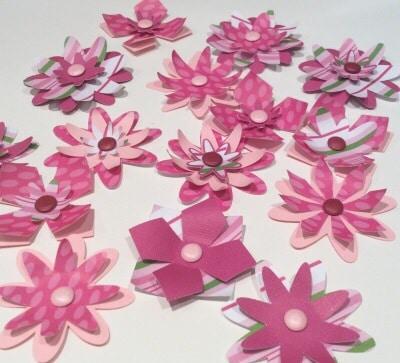 Paper & FlowerWreaths