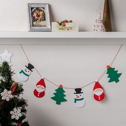 ScanNCut Projects Christmas Garland