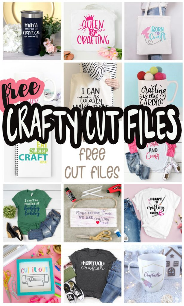 crafty cut files for crafty projects from Life Sew Savory